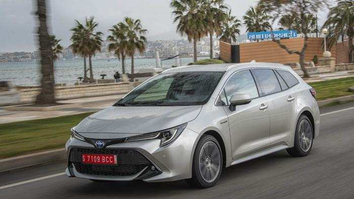 57 The Best 2019 Toyota Avensis Release Date And Concept