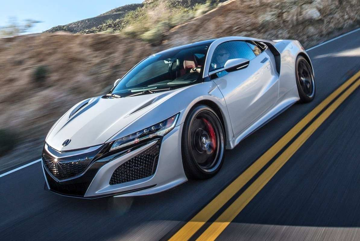 57 The Best 2020 Acura Nsx Type R Price And Release Date