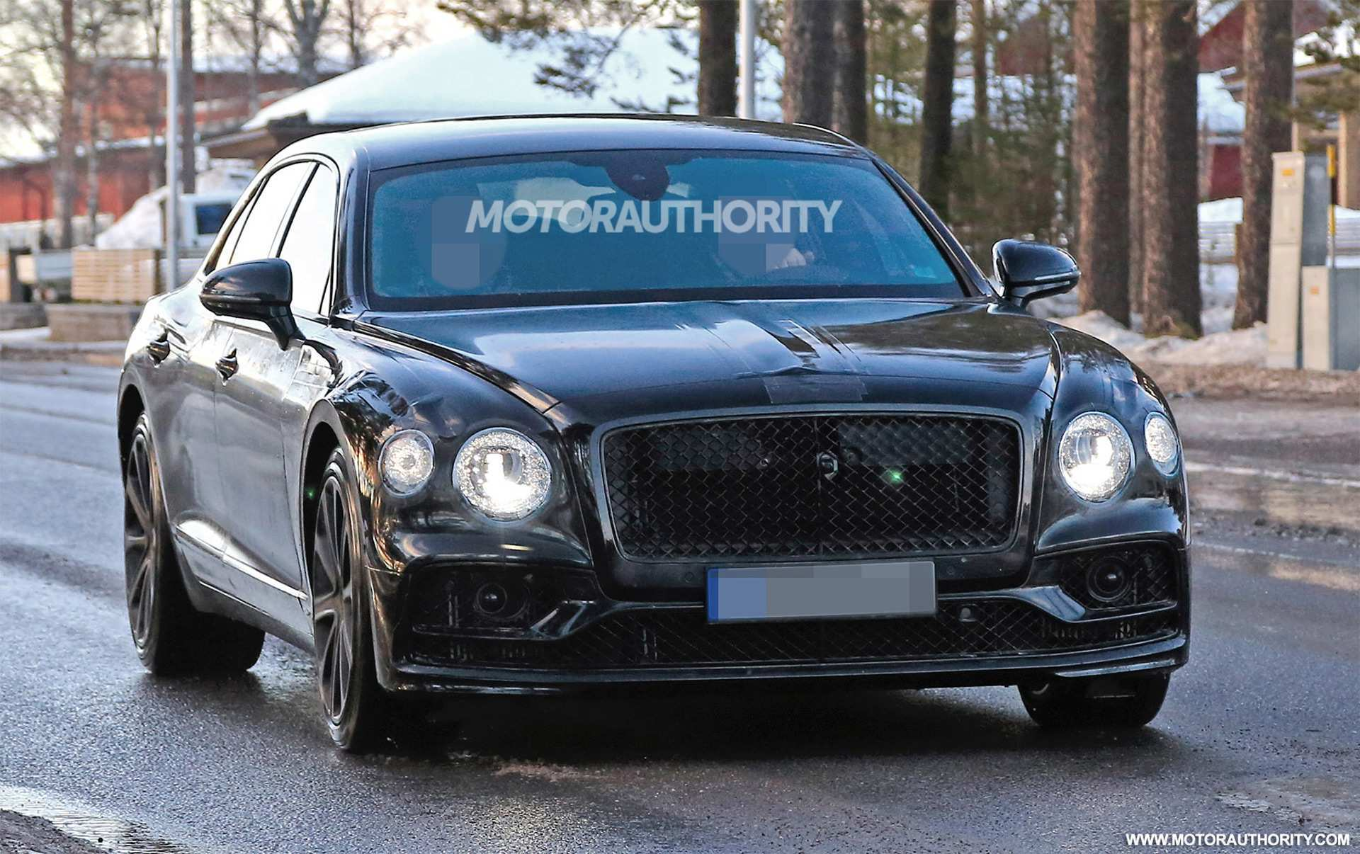 57 The Best 2020 Bentley Flying Spur Exterior And Interior