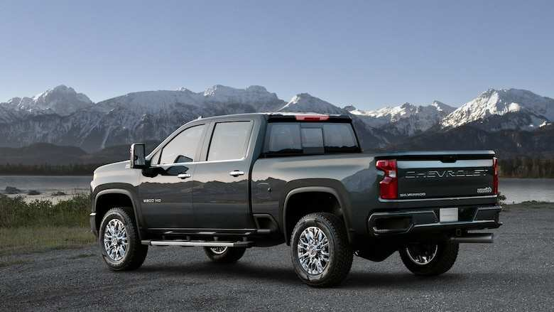 57 The Best 2020 Chevrolet Silverado 2500Hd High Country New Review