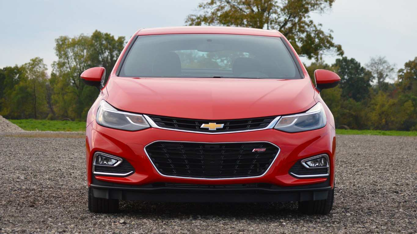57 The Best 2020 Chevy Cruze Pictures