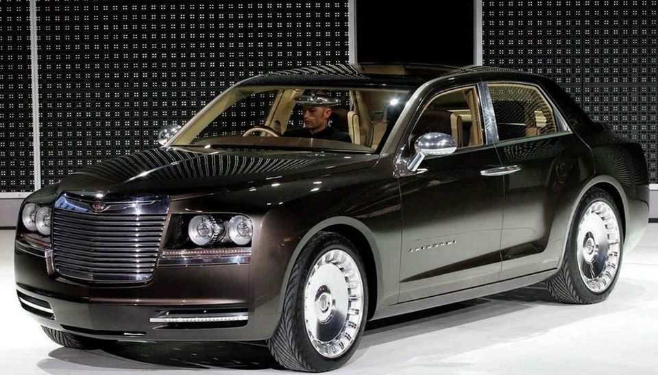 57 The Best 2020 Chrysler 300 Srt8 Redesign