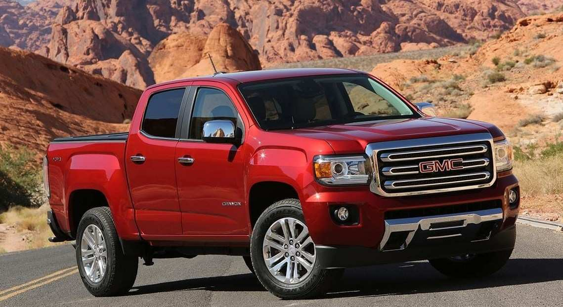 57 The Best 2020 GMC Canyon New Review