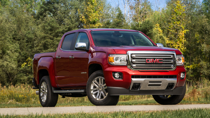 57 The Best 2020 GMC Canyon Photos
