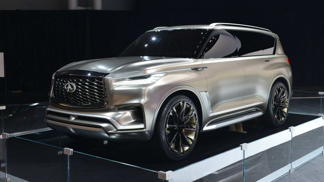 57 The Best 2020 Infiniti Qx80 Redesign Ratings