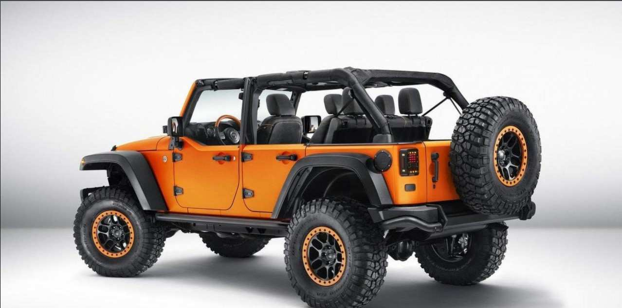 57 The Best 2020 Jeep Wrangler Rubicon Wallpaper