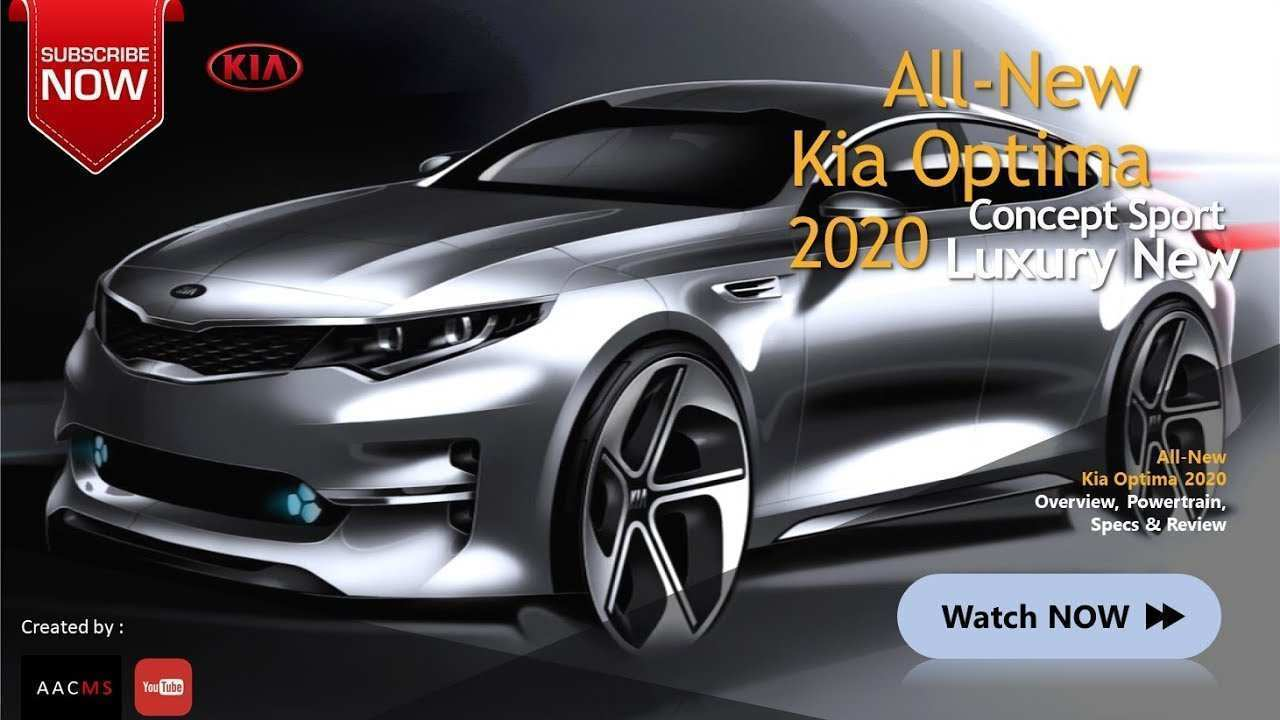 57 The Best 2020 Kia OptimaConcept Price