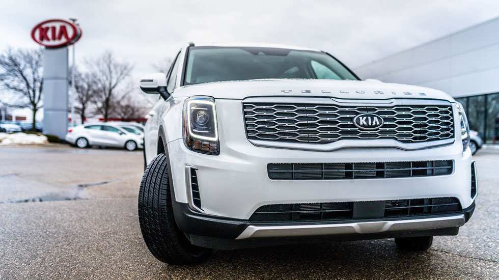 57 The Best 2020 Kia Telluride White Price And Review
