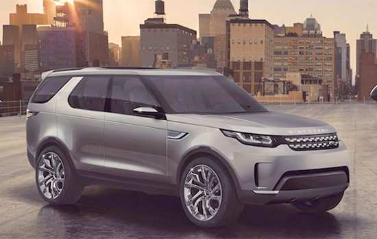 57 The Best 2020 Land Rover LR4 Review