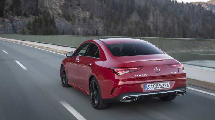 57 The Best 2020 Mercedes CLA 250 Spy Shoot
