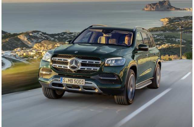 57 The Best 2020 Mercedes Gl Class New Concept