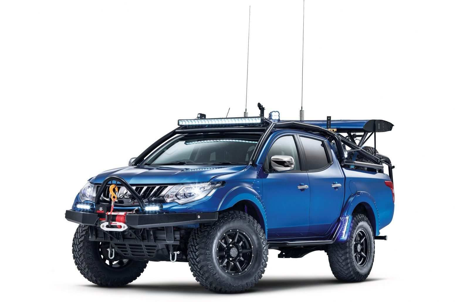 57 The Best 2020 Mitsubishi Triton Perfect Outdoor Engine