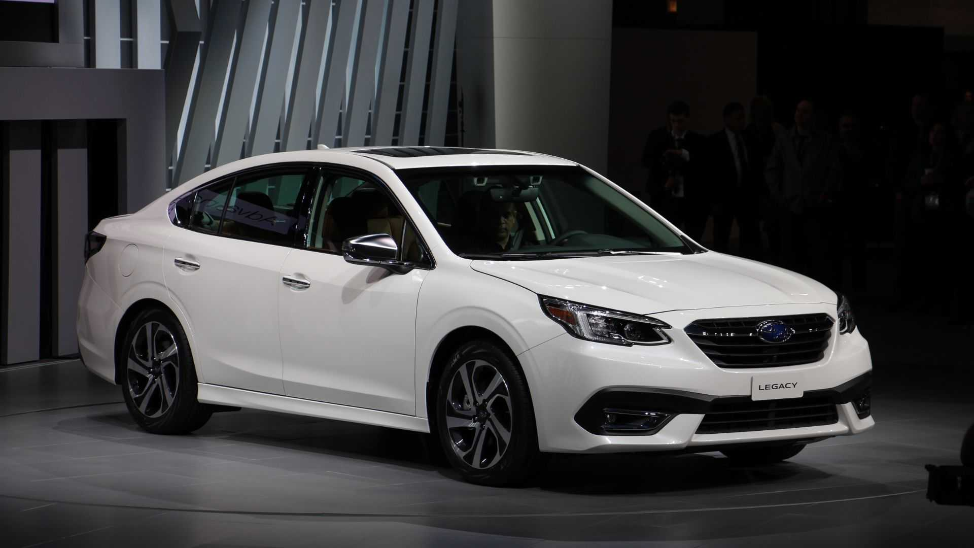 57 The Best 2020 Subaru Legacy Engine Spy Shoot