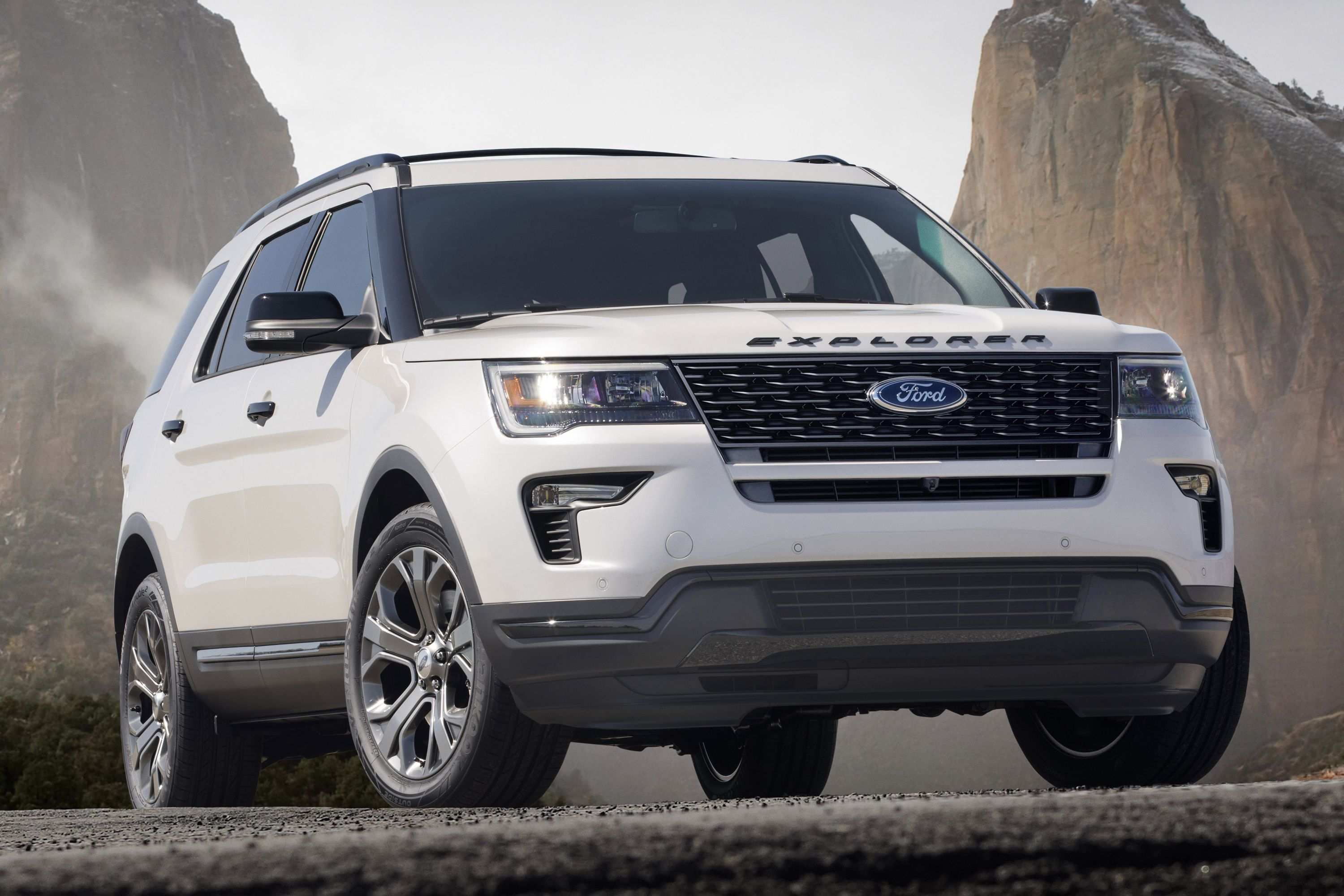 57 The Best 2020 The Ford Explorer Concept
