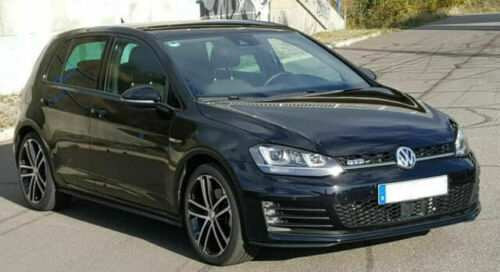 57 The Best 2020 Volkswagen Golf GTD New Model And Performance