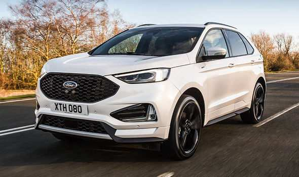 57 The Best Ford Edge New Design Configurations