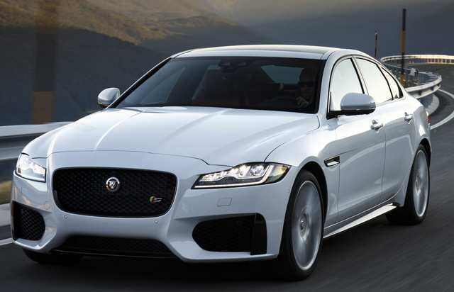 57 The Best Jaguar Xf Facelift 2019 New Concept