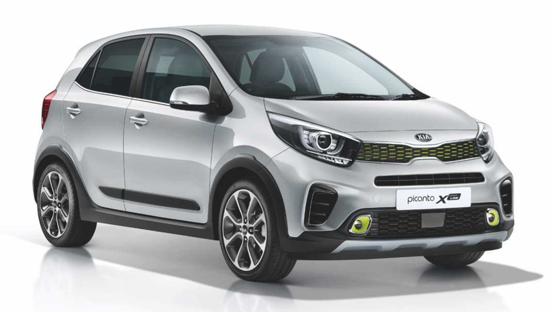 57 The Best Kia Picanto 2019 First Drive