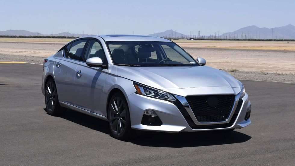 57 The Best Nissan Altima 2019 Horsepower Price And Release Date