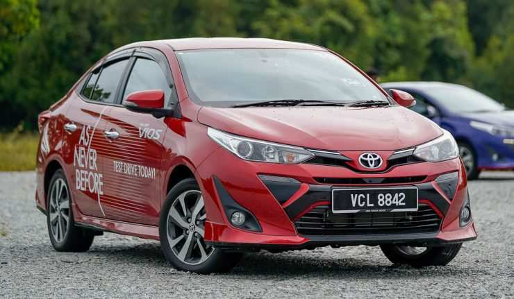 57 The Best Toyota 2019 Malaysia Style