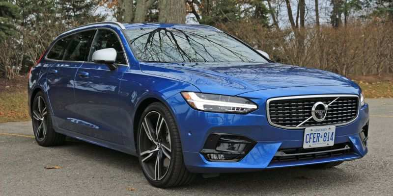 57 The Best V90 Volvo 2019 Engine