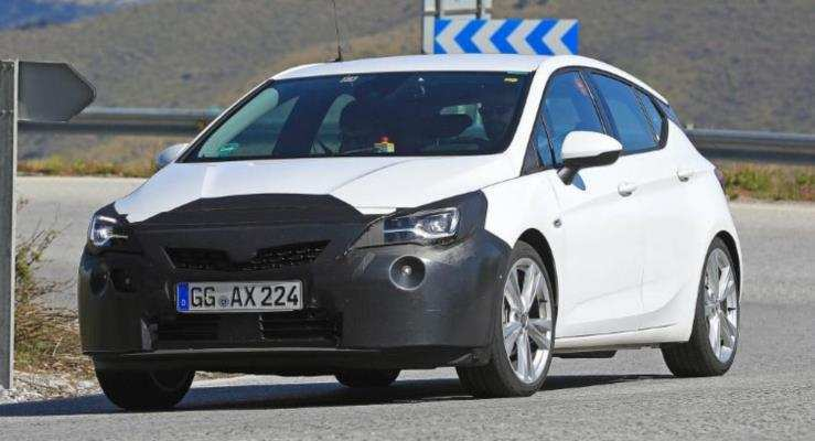 57 The Best Yeni Opel Astra 2020 New Model And Performance