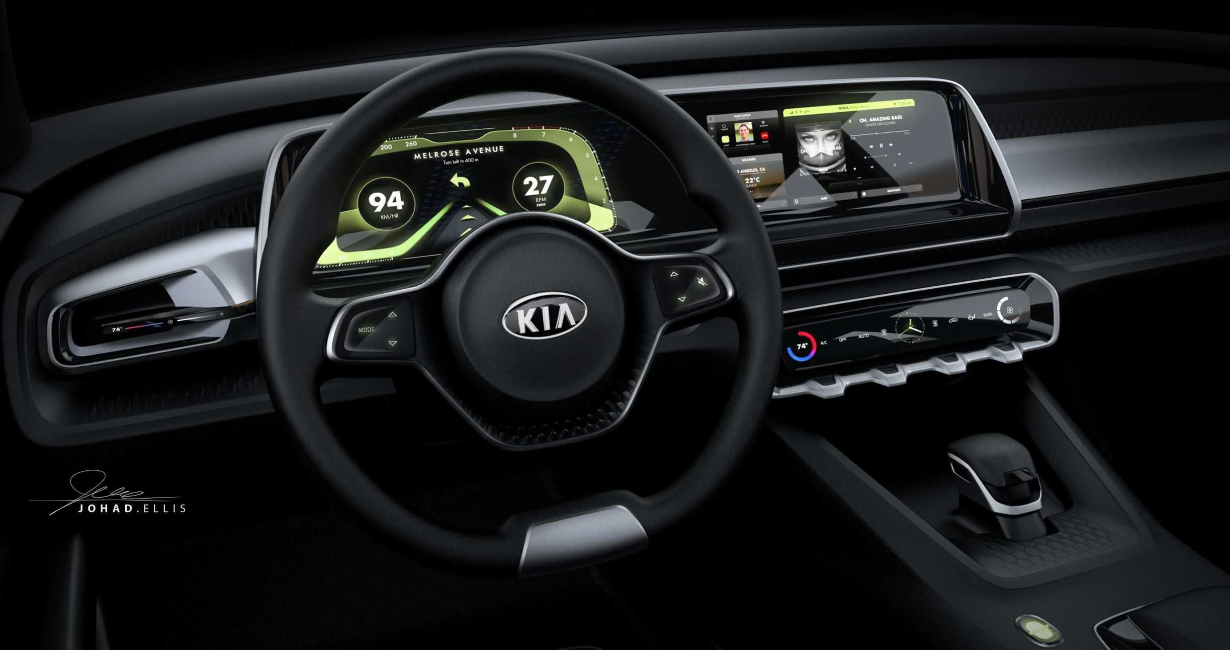 57 The Kia Cerato 2019 Interior Specs