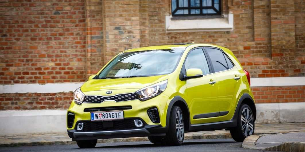 57 The Kia Picanto 2019 Xline Ratings