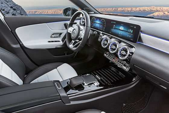 57 The Mercedes Gla 2019 Interior Overview