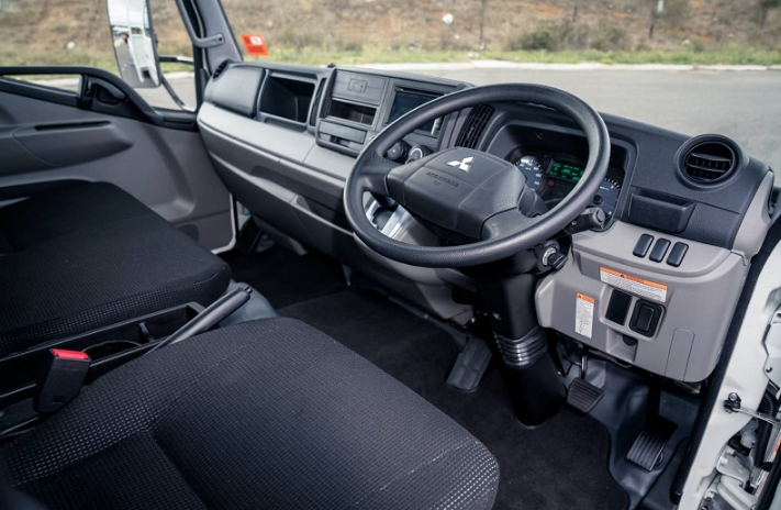 57 The Mitsubishi Canter 2020 Interior