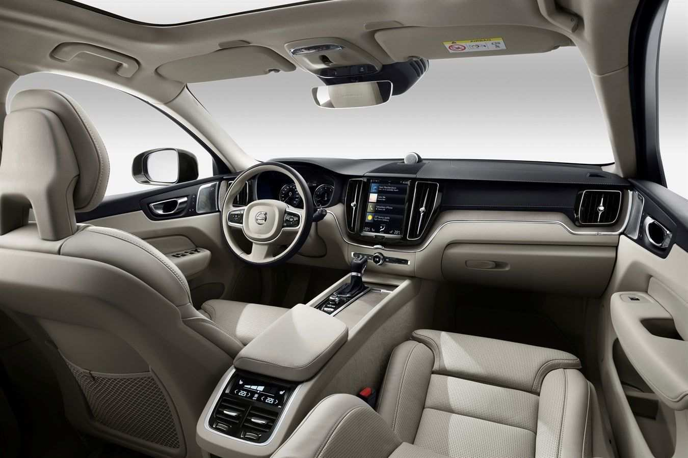 57 The Volvo 2019 Interior Release Date