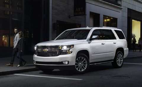 58 A 2019 Chevy Tahoe Ltz Photos
