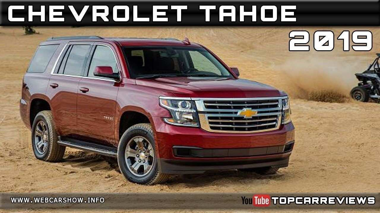 58 A 2019 Chevy Tahoe Z71 Ss Price And Review