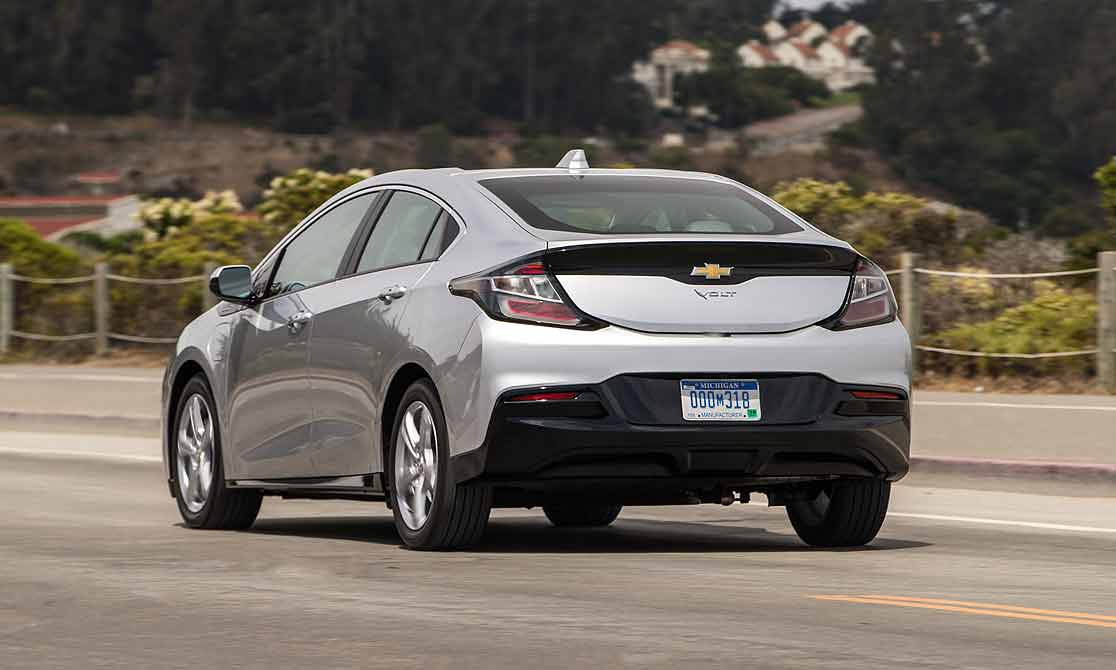58 A 2019 Chevy Volt Picture