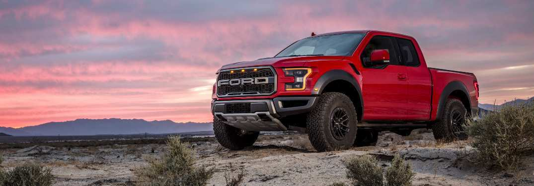 58 A 2019 Ford F150 Raptor Images