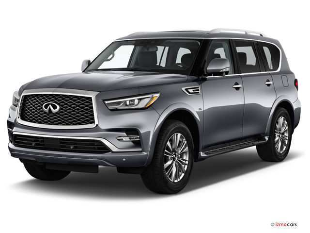 58 A 2019 Infiniti Qx80 Suv Release Date And Concept