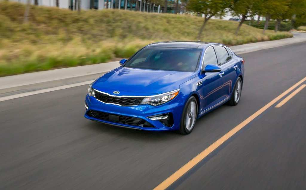 58 A 2019 Kia Optima Specs Configurations