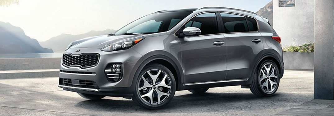 58 A 2019 Kia Sportage Review Price And Release Date