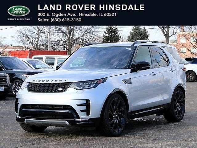 58 A 2019 Land Rover Discovery Configurations