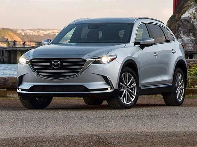 58 A 2019 Mazda Cx 9 Rumors History