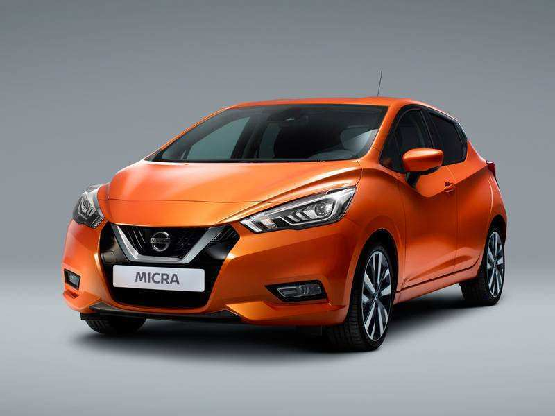 58 A 2019 Nissan Micra Release Date