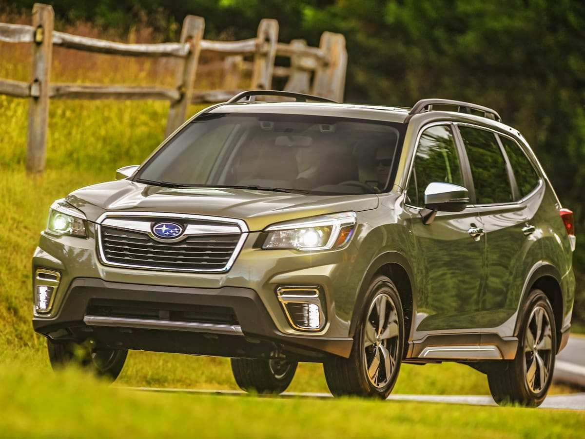 58 A 2019 Subaru Forester Mpg New Model And Performance