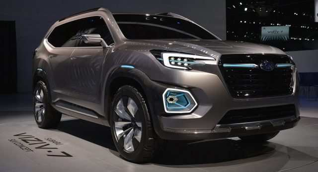 58 A 2019 Subaru Viziv Pickup Reviews