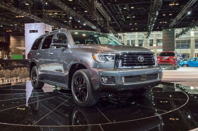 58 A 2019 Toyota Sequoia Redesign New Concept