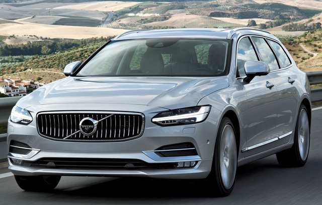 58 A 2019 Volvo V90 Redesign And Review