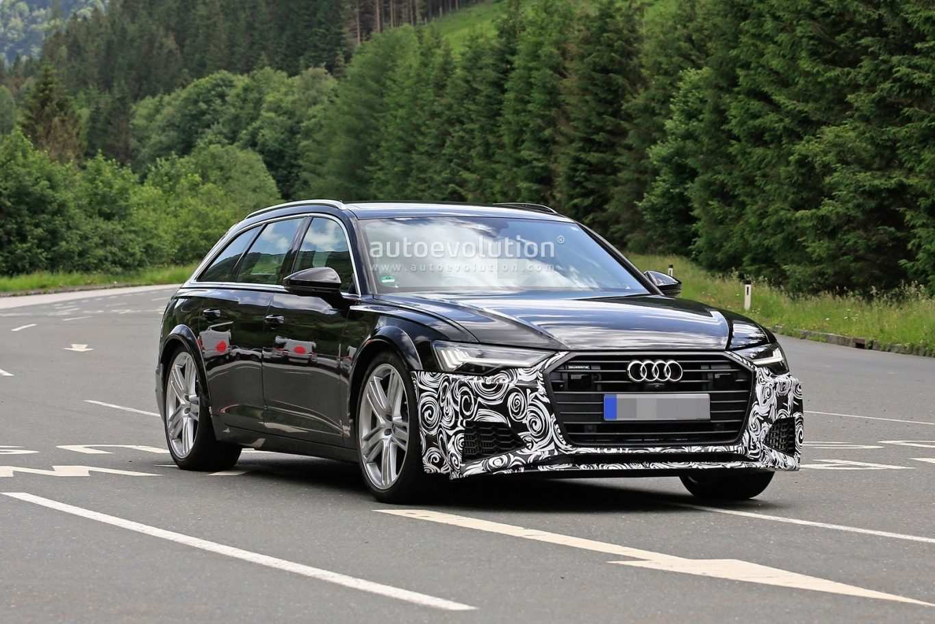 58 A 2020 Audi Q6 Performance and New Engine