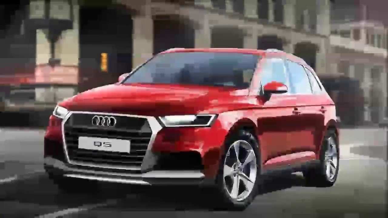 58 A 2020 Audi Sq5 Spy Shoot