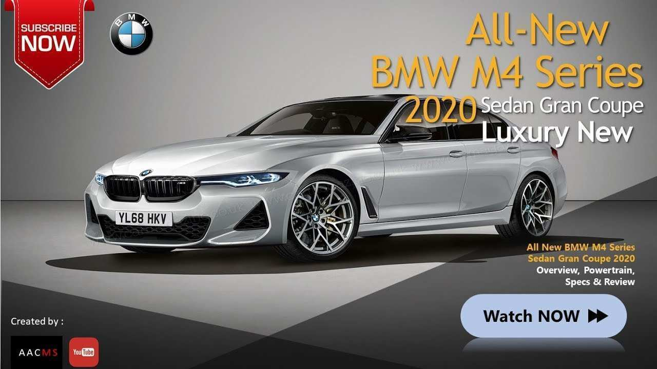 58 A 2020 BMW M4 Ratings