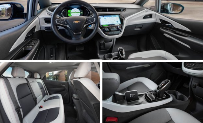 58 A 2020 Chevy Bolt Overview