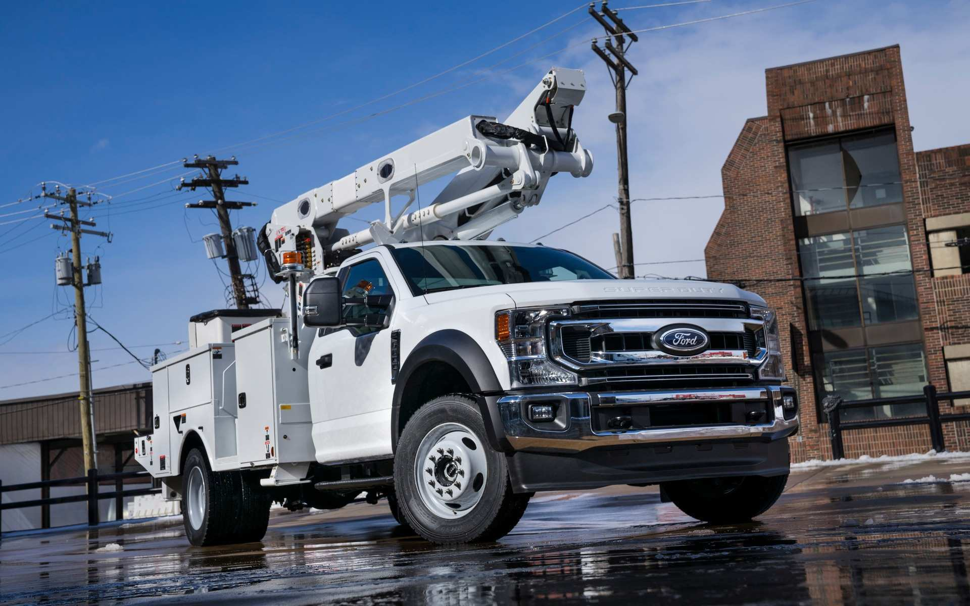 58 A 2020 Ford F650 Picture